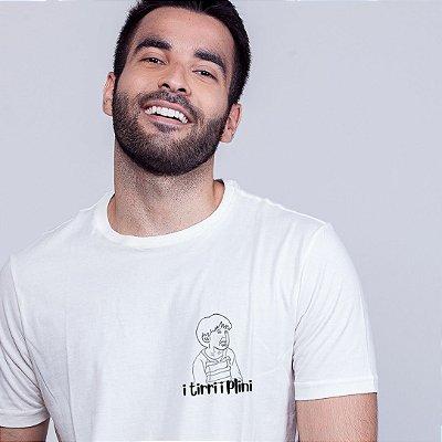 Camiseta Figurinha I tirri i plini Branca