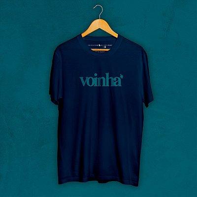 Camiseta Voinha Azul Marinho