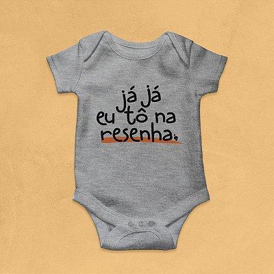 Body Infantil Resenha Mescla