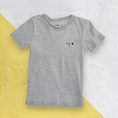 Camiseta Infantil STQ Mescla