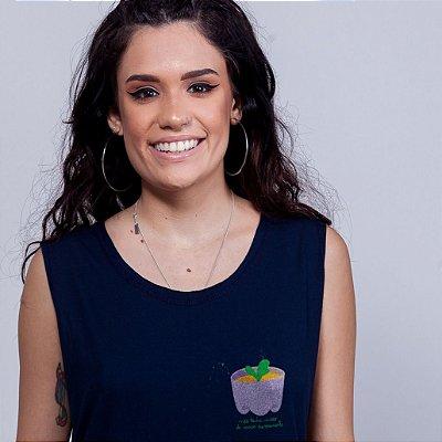 Regatão Plantinha Marinho Endrew
