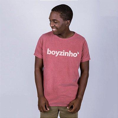Camiseta Estonada Boyzinho Goiaba
