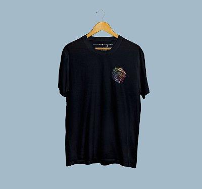 Camiseta Companheiros Preta