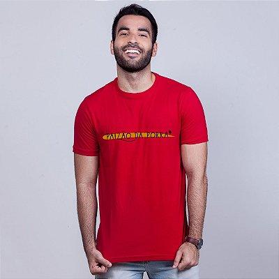 Camiseta Paizão da Porra 2020 Vermelha