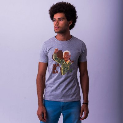Camiseta Madiba Mescla