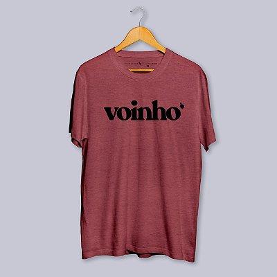 Camiseta Estonada Voinho Goiaba