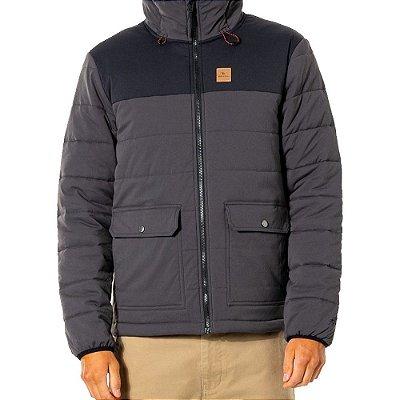 Jaqueta Rip Curl Ridge Anti Series Jacket Masculina Preto