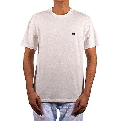Camiseta Rip Curl Blade Lockup Masculina Branco