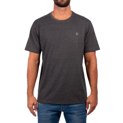Camiseta Rip Curl Blade Tee Masculina Preto
