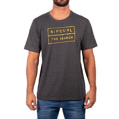 Camiseta Rip Curl Boxed Tee Masculina Preto