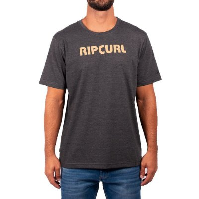 Camiseta Rip Curl Pump Tee Masculina Preto