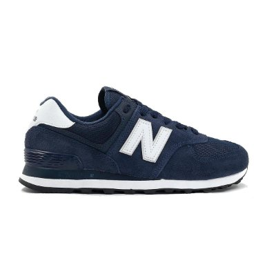 Tênis New Balance 574 Masculino Azul Marinho