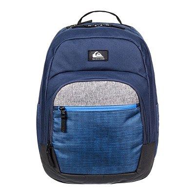 Mochila Quiksilver Schoolie Cooler II Azul Marinho