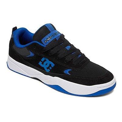 Tênis DC Shoes Penza Masculino Preto/Azul