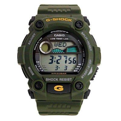 Relógio G-Shock G-7900-3DR Verde