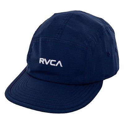 Boné RVCA Aba Reta Curren Azul Escuro