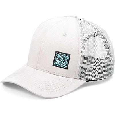 Boné Oakley Marbled Trucker Hat Cinza