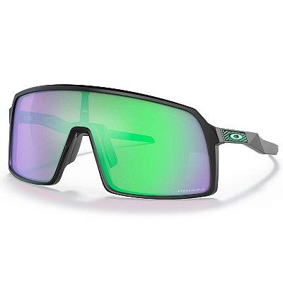 Óculos de Sol Oakley Sutro Matte Black W/ Prizm Road Jade