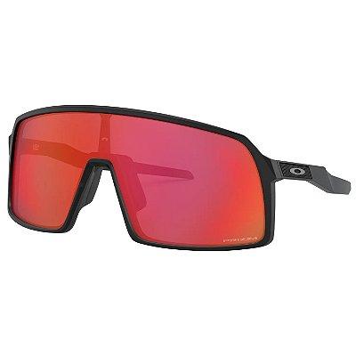 Óculos de Sol Oakley Sutro Matte Black W/ Prizm Trail Torch