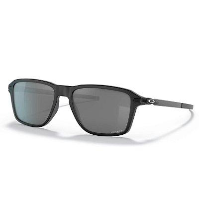 Óculos de Sol Oakley Wheel House Satin Black W/ Prizm Black