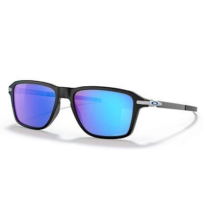 Óculos de Sol Oakley Wheel House Black W Prizm Sapphire Pol