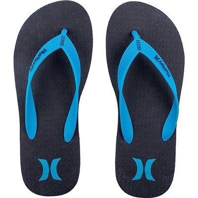 Chinelo Hurley Icon Marinho/Azul