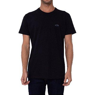 Camiseta Billabong Arch Wave I Masculina Preto
