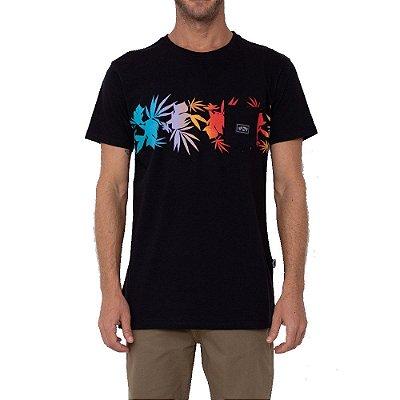 Camiseta Billabong Spinner II Masculina Preto