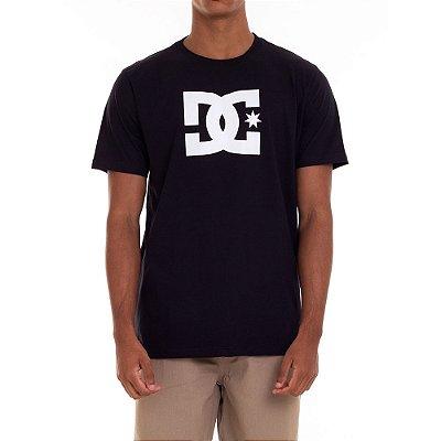 Camiseta DC Shoes Star Masculina Preto