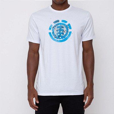 Camiseta Element Finepoint Masculina Branco