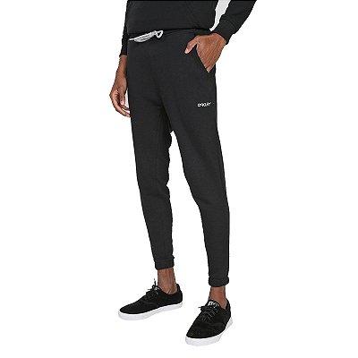 Calça Oakley Moletom FP Confort Pant Masculina Preto