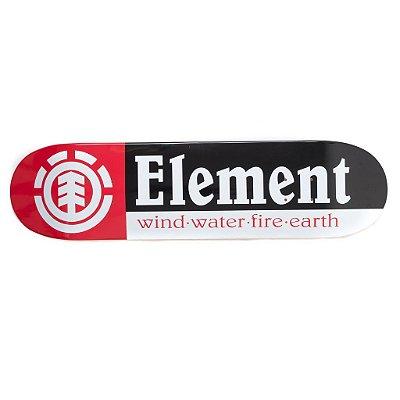Shape Element Section 8.250 Preto/Vermelho