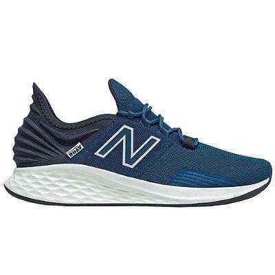 Tênis New Balance Roav Corrida Masculino Azul Marinho