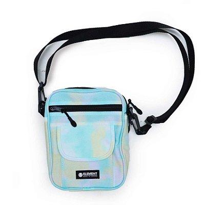Shoulder Bag Element Road Trip Azul/Amarelo