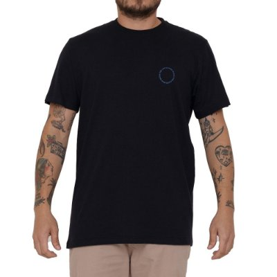 Camiseta Element Exley Masculina Preto