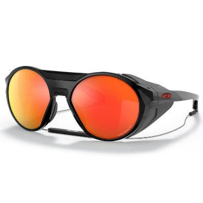 Óculos de Sol Oakley Clifden Polished Black W/ Prizm Ruby Polarized