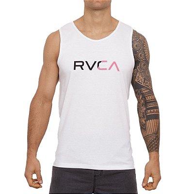 Regata RVCA Scanner Masculina Off White