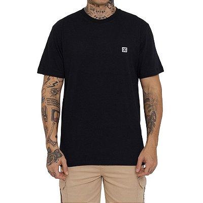 Camiseta DC Shoes Supertransfer Masculina Preto