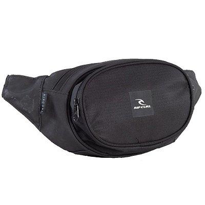 Pochete Rip Curl Waist Bag Midnight 2 Preto