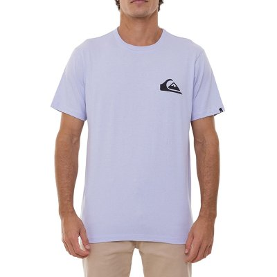 Camiseta Quiksilver Everyday Masculina Lilás
