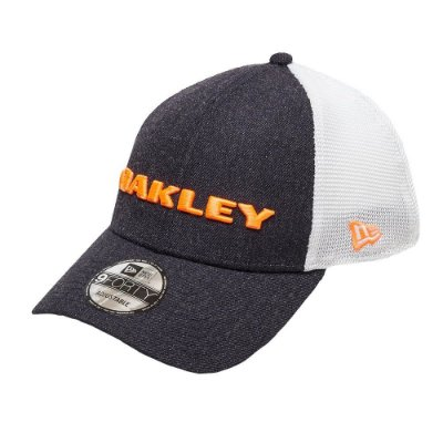 Boné Oakley Heather New Era Hat Masculino Azul Marinho
