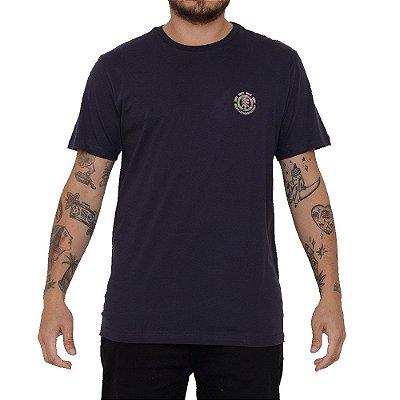 Camiseta Element Questa Masculina Azul Marinho