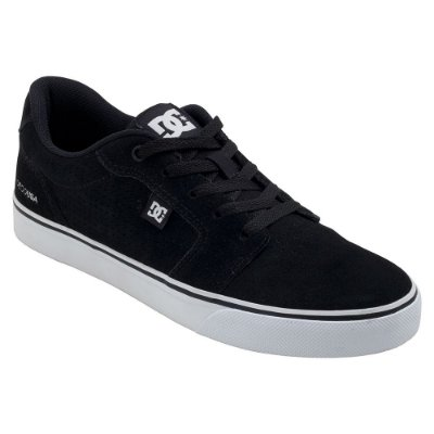 Tênis DC Shoes Anvil LA SE Preto/Branco