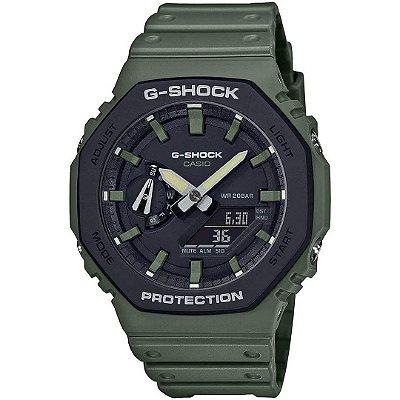 Relógio G-Shock GA-2110SU-3ADR Verde