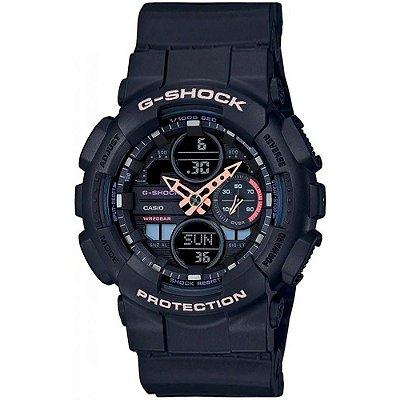 Relógio G-Shock GMA-S140M-1ADR Preto