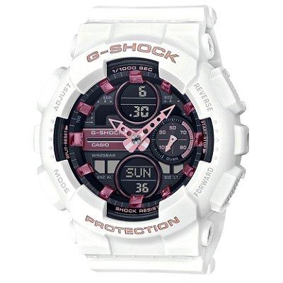 Relógio G-Shock GMA-S140M-7ADR Branco