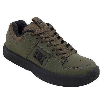 Tênis DC Shoes Lynx Zero Masculino Verde/Preto