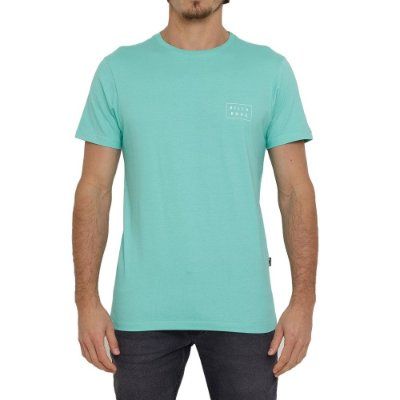 Camiseta Billabong Die Cut III Masculina Verde