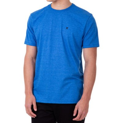 Camiseta Hurley Mini Icon Masculina Azul Mescla