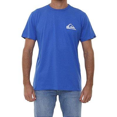 Camiseta Quiksilver Everyday Masculina Azul